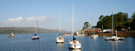 Tomales Bay Boat Moorings